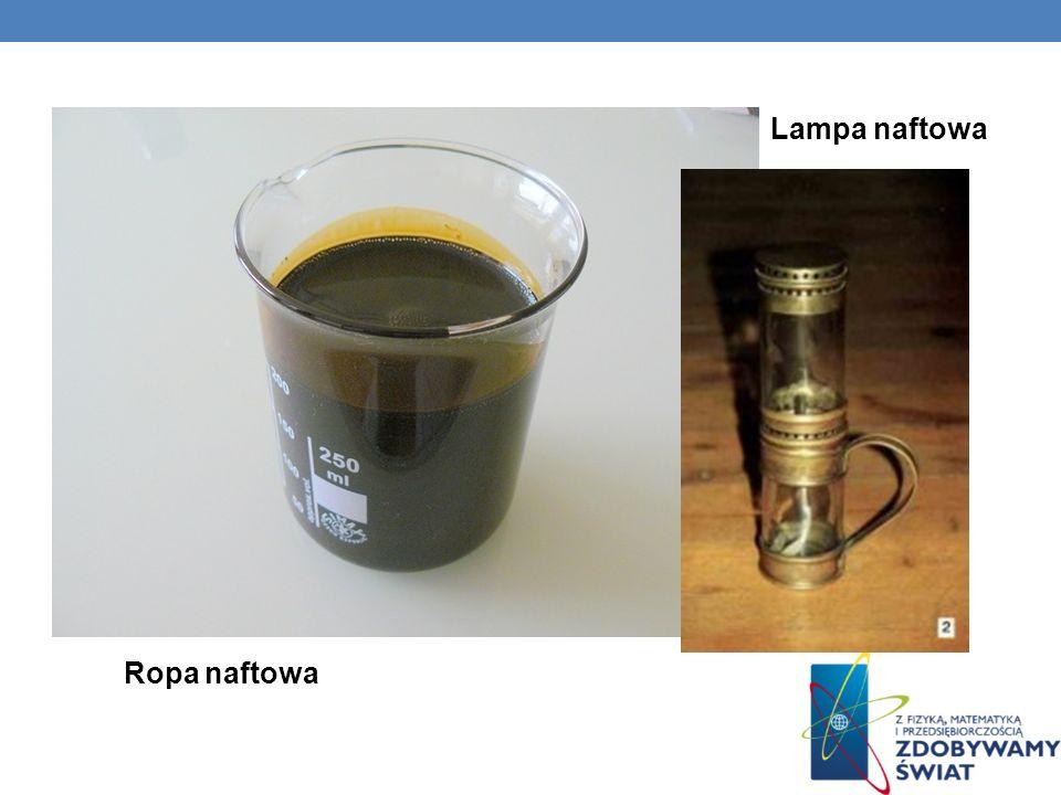 Lampa naftowa Ropa naftowa