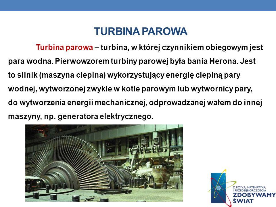 Turbina parowa