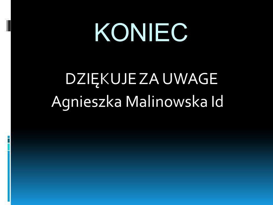 Agnieszka Malinowska Id