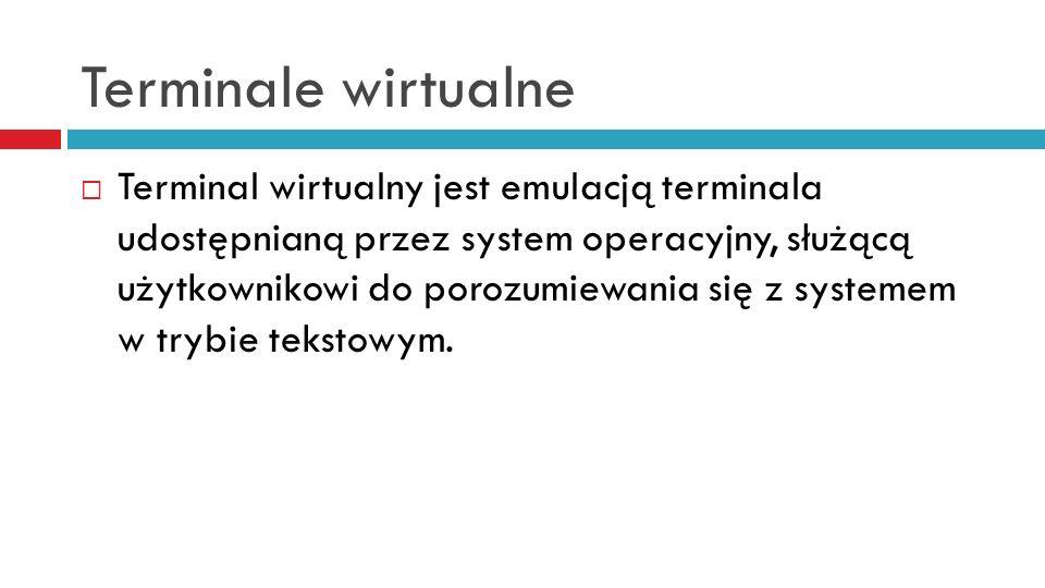 Terminale wirtualne