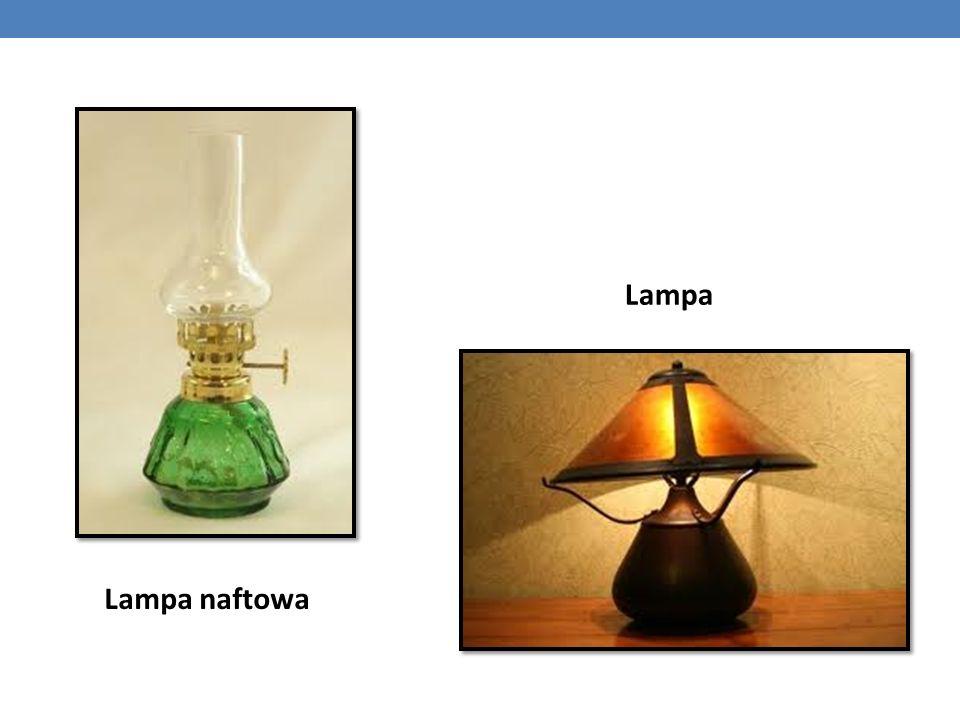 Lampa Lampa naftowa