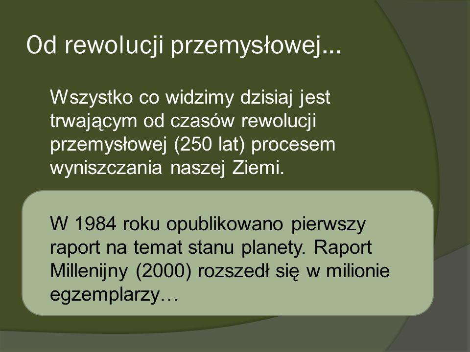 Od rewolucji przemysłowej…