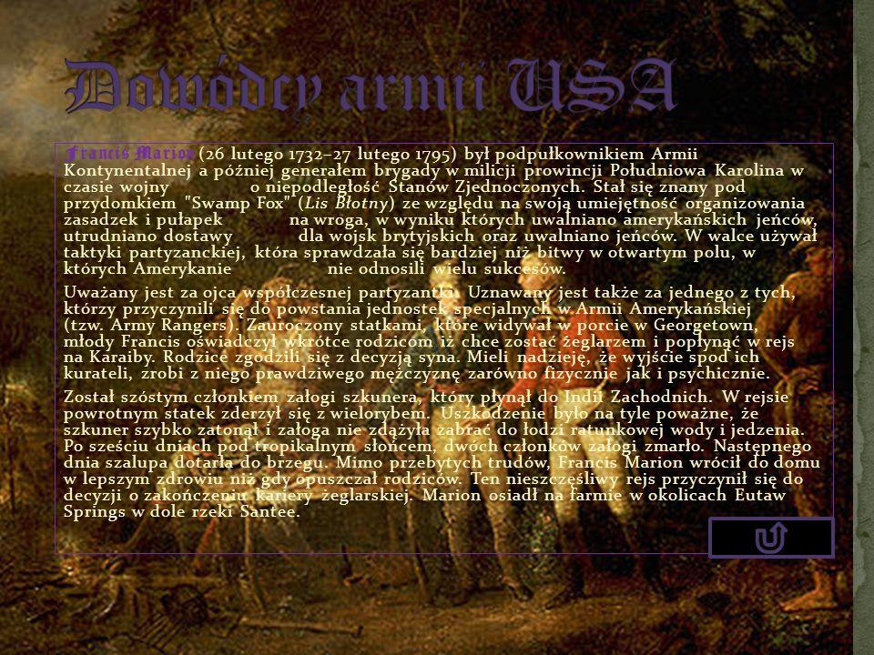 Dowódcy armii USA