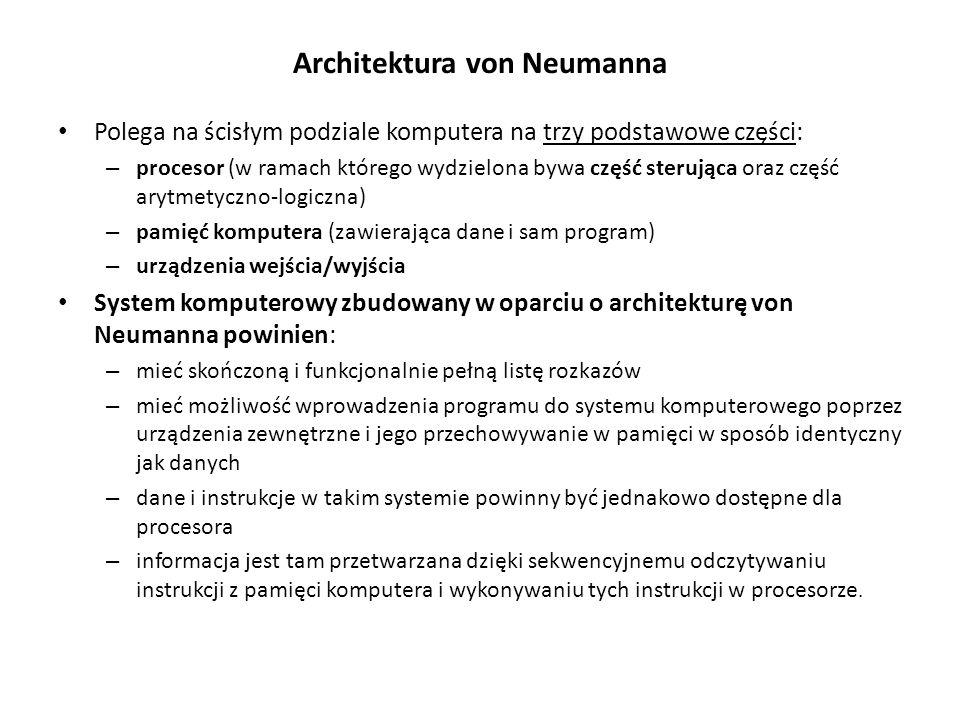 Architektura von Neumanna