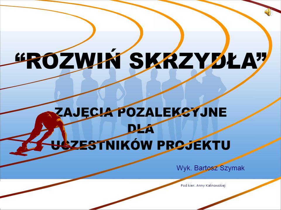 Wyk. Bartosz Szymak Pod kier. Anny Kalinowskiej