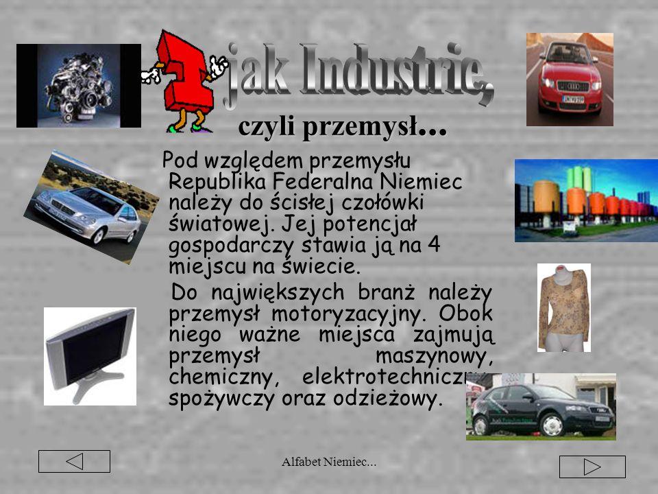 czyli przemysł... jak Industrie,