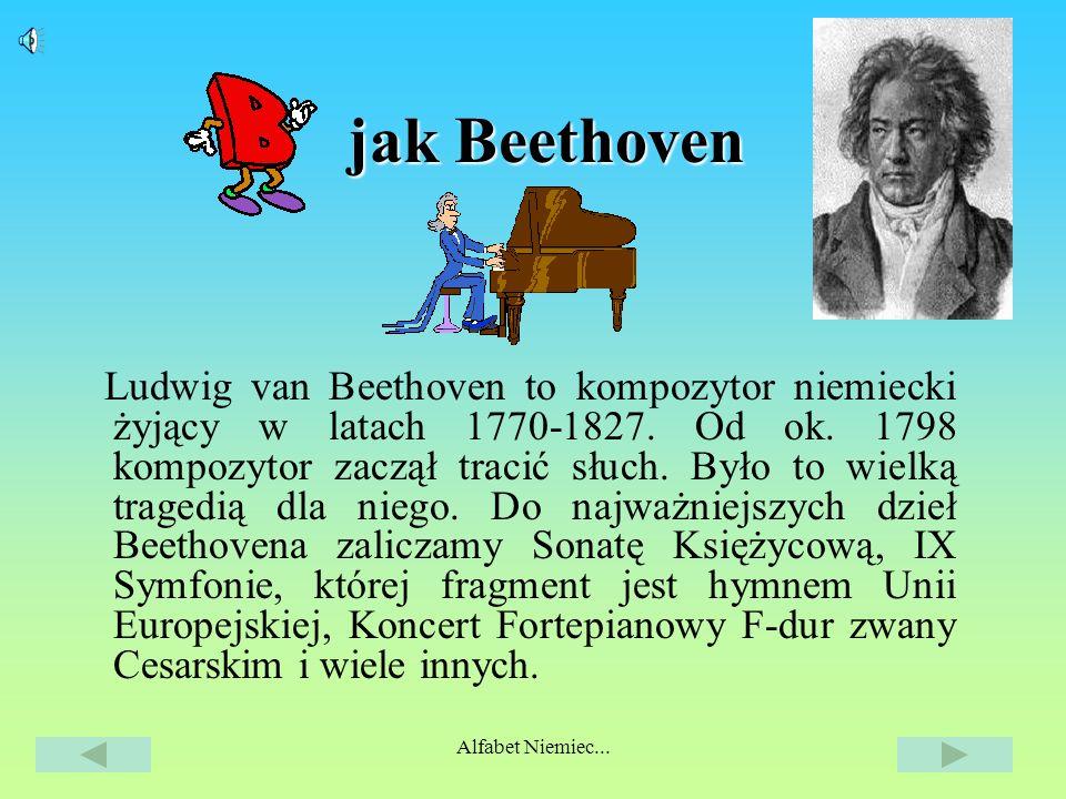 jak Beethoven