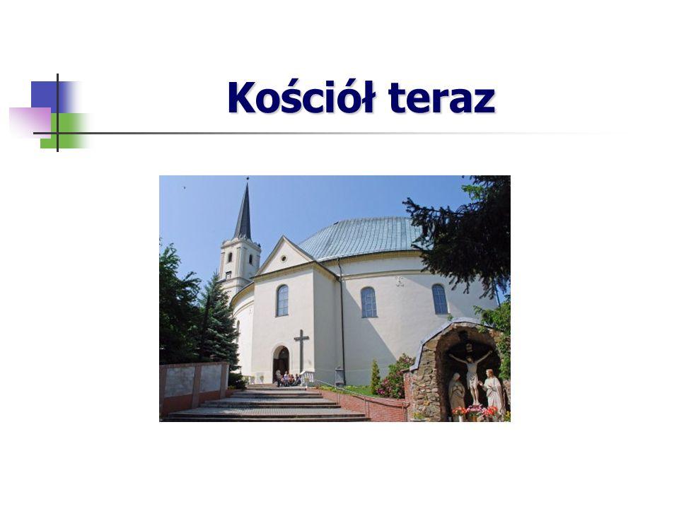 Kościół teraz