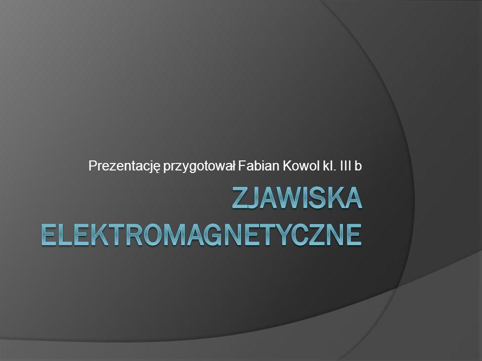Zjawiska Elektromagnetyczne