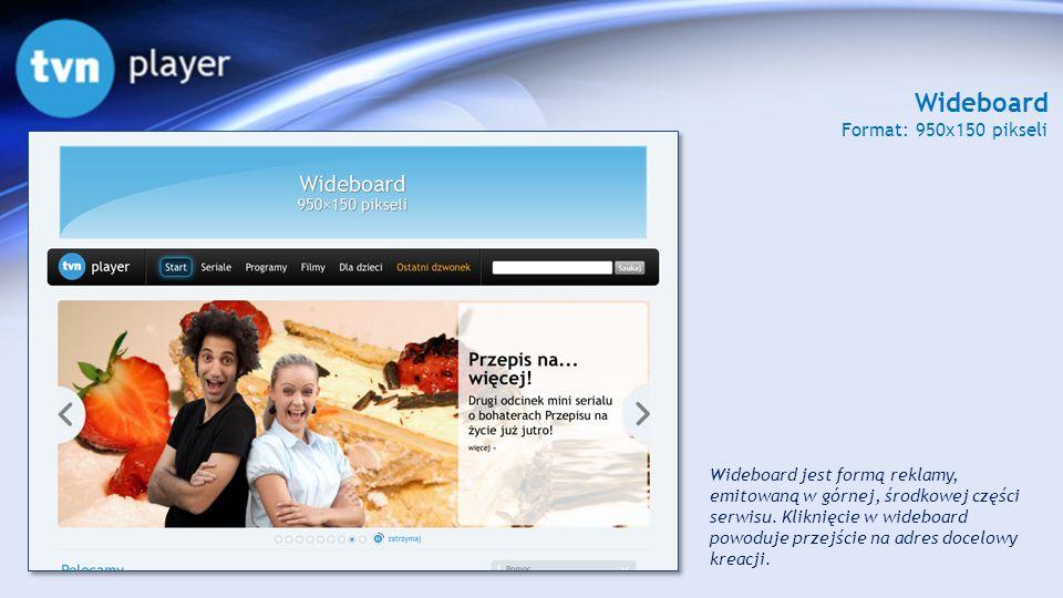 Wideboard Format: 950x150 pikseli