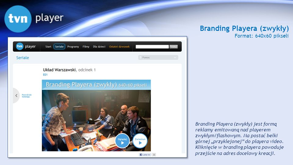 Branding Playera (zwykły)