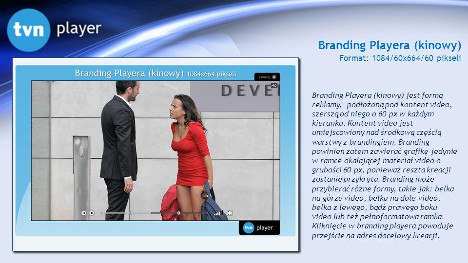 Branding Playera (kinowy)