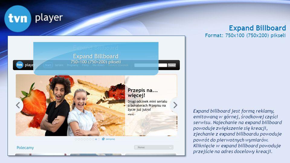 Expand Billboard Format: 750x100 (750x200) pikseli