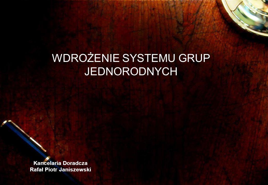 Kancelaria Doradcza Rafał Piotr Janiszewski