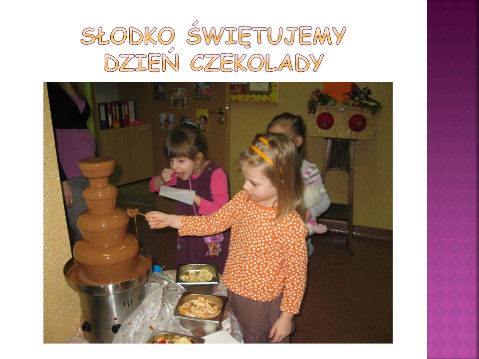 Słodko świętujemy Dzień czekolady