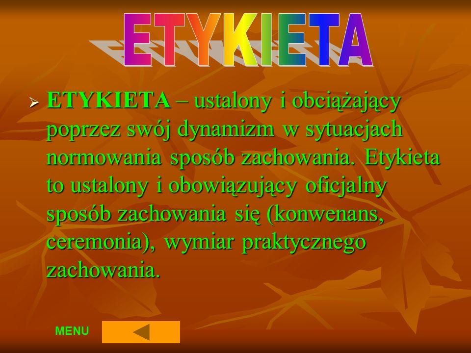 ETYKIETA