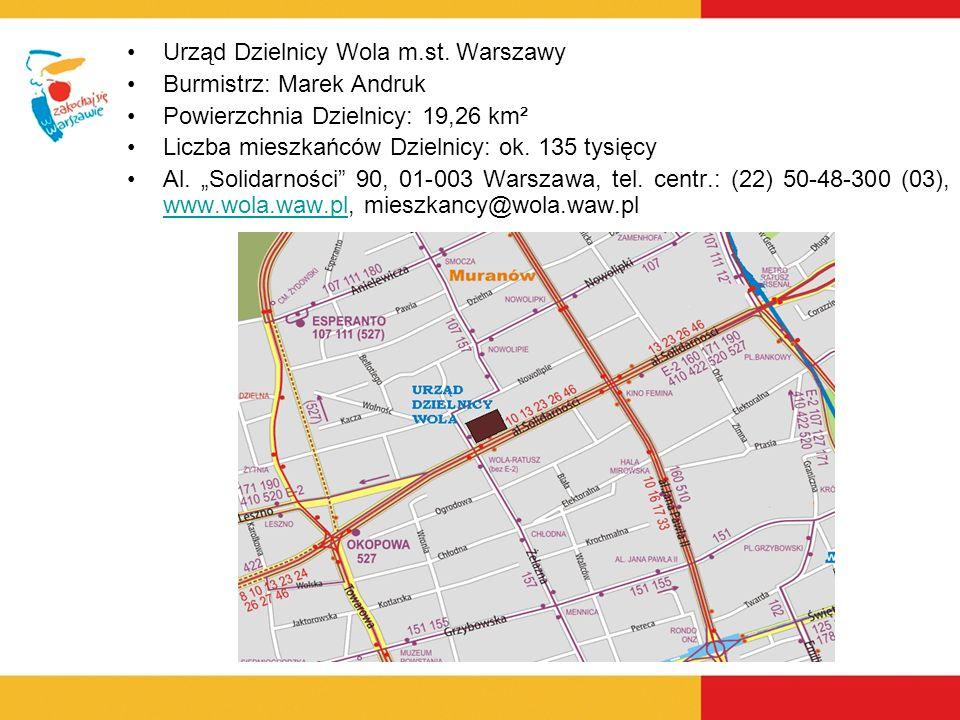 Urząd Dzielnicy Wola m.st. Warszawy