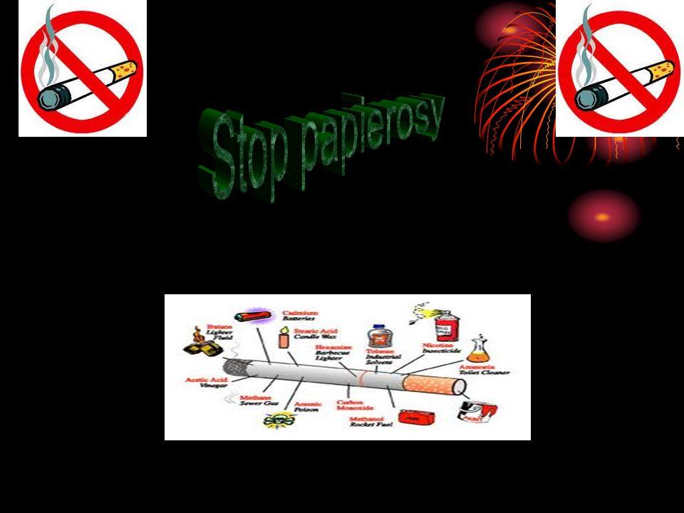 Stop papierosy