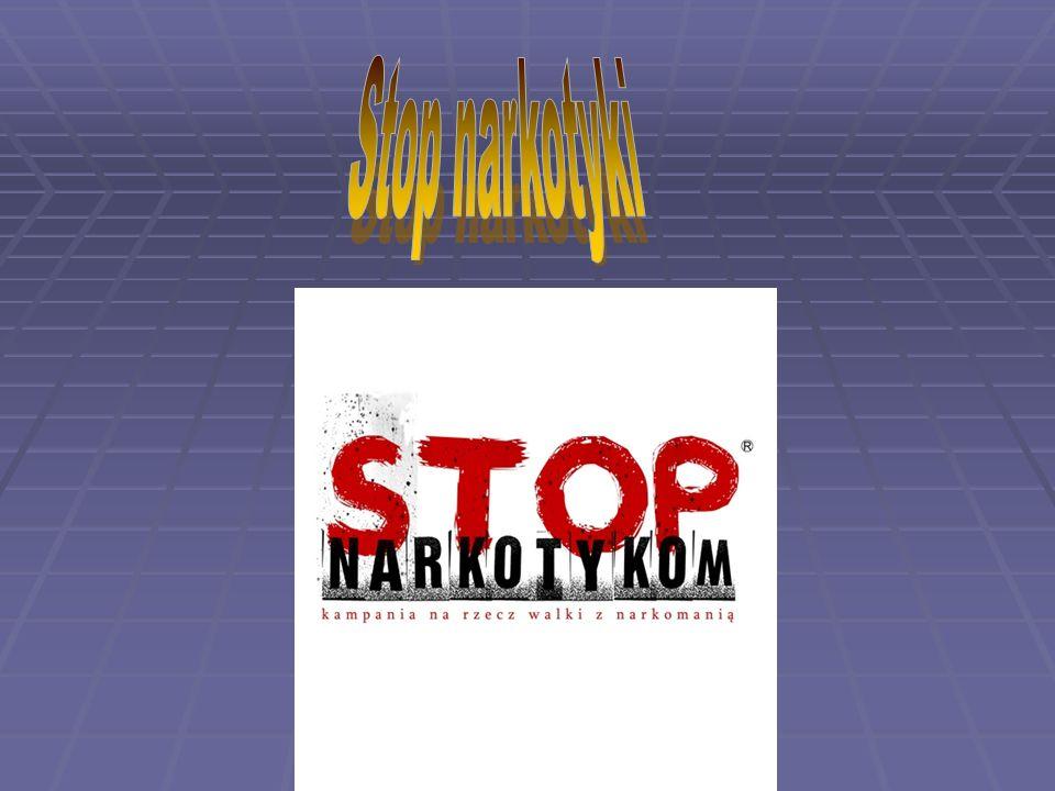 Stop narkotyki