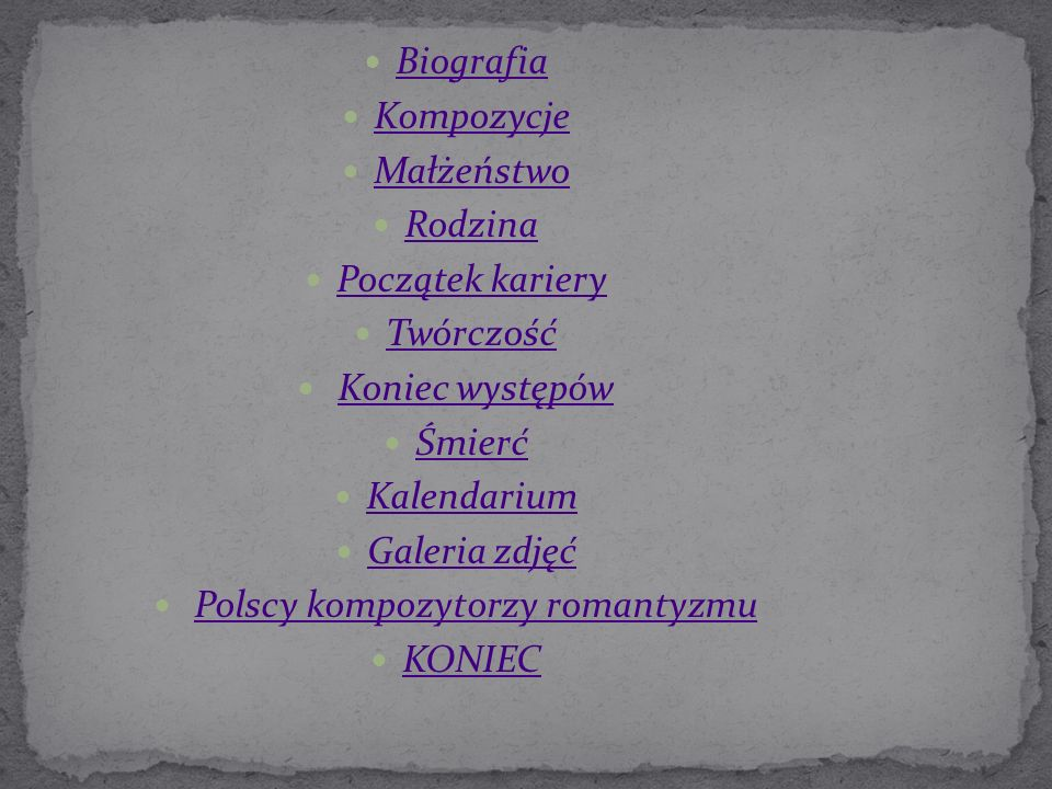 Polscy kompozytorzy romantyzmu