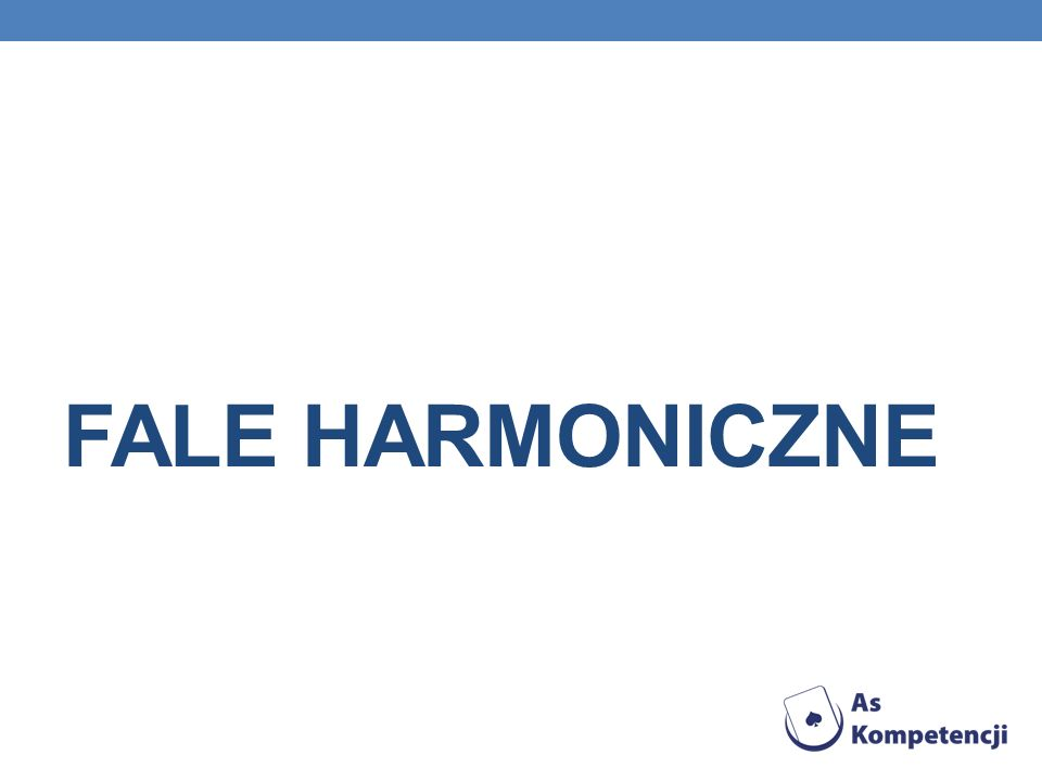 Fale harmoniczne