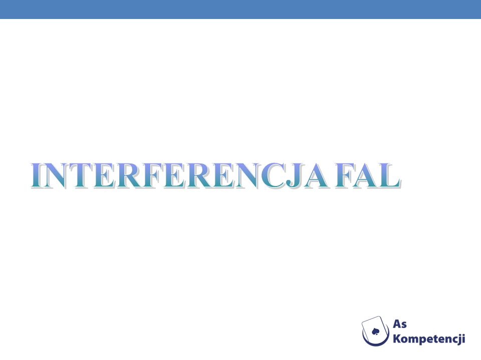 INTERFERENCJA FAL