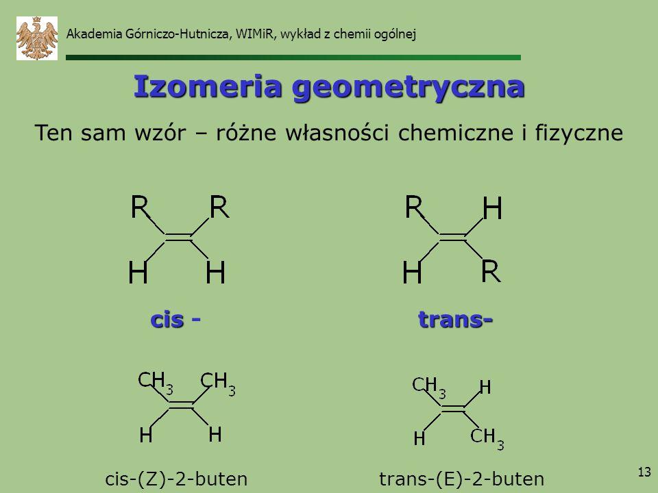 Izomeria geometryczna