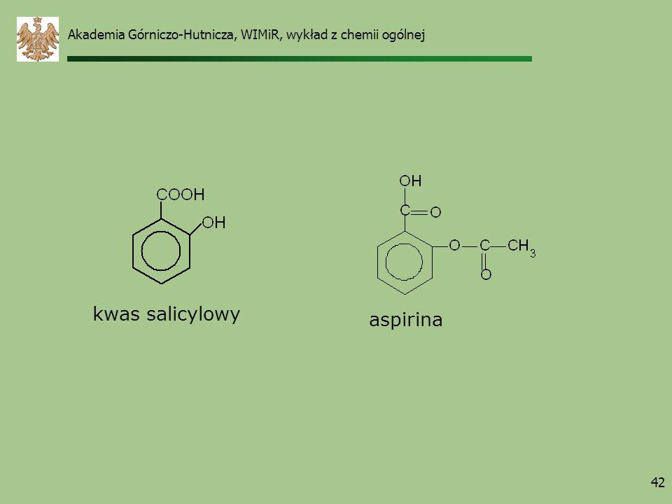 kwas salicylowy aspirina