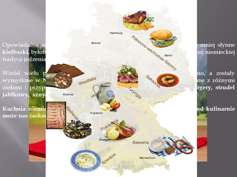 Niemiecka kuchnia