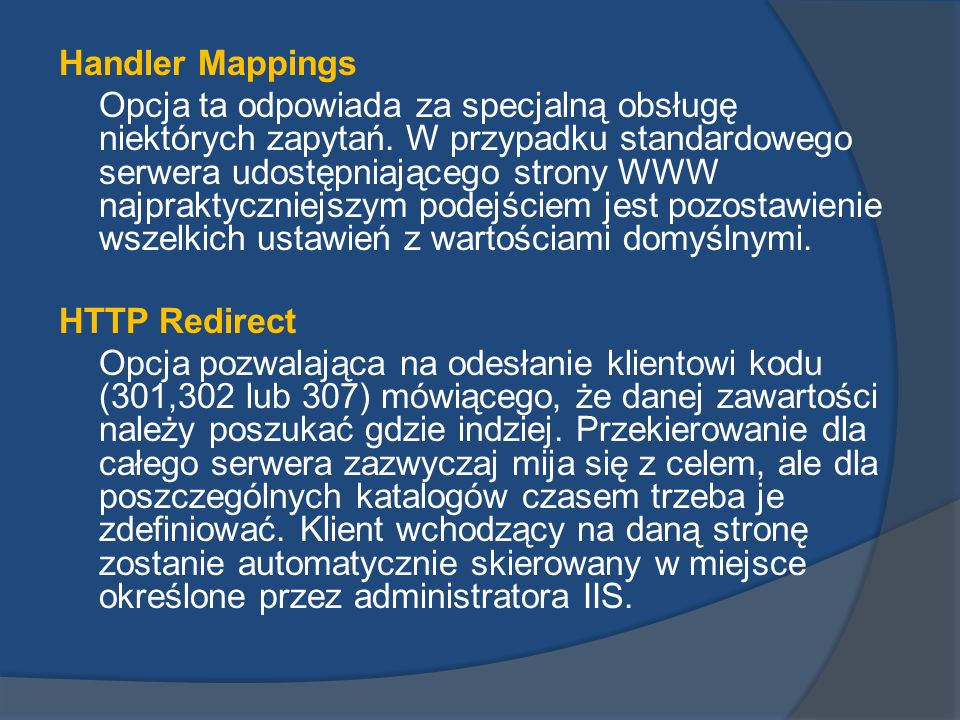Handler Mappings