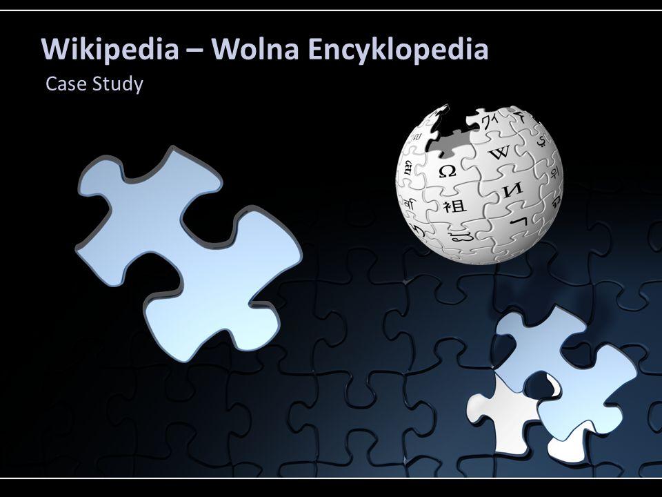 Wikipedia – Wolna Encyklopedia