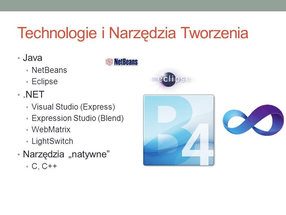 Technologie i Narzędzia Tworzenia