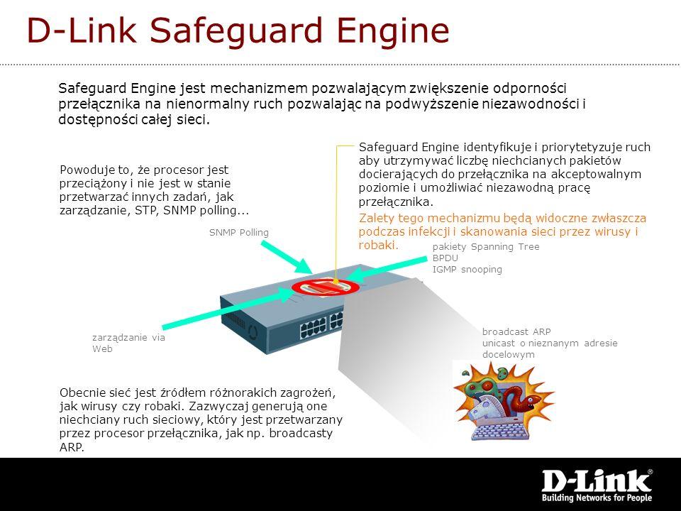 D-Link Safeguard Engine