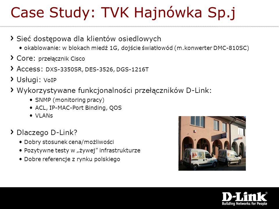 Case Study: TVK Hajnówka Sp.j