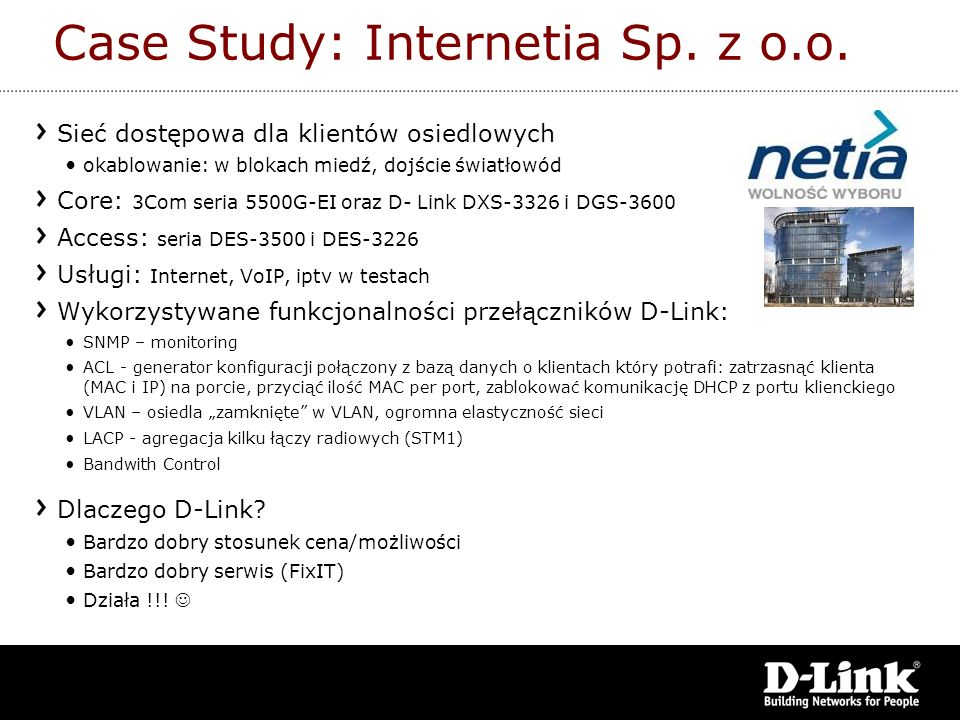 Case Study: Internetia Sp. z o.o.