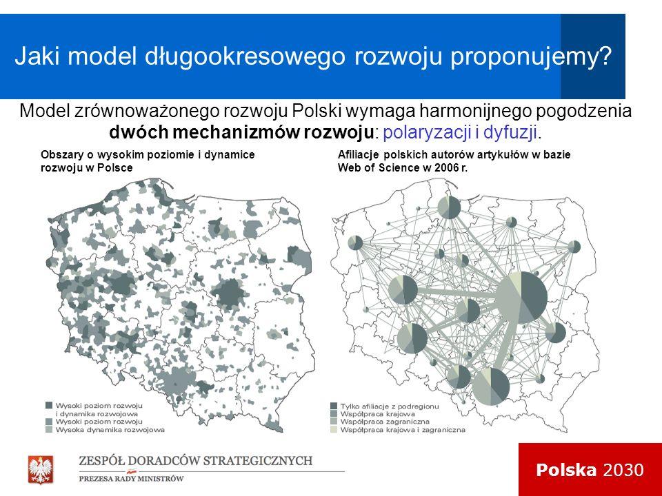 Jaki model długookresowego rozwoju proponujemy