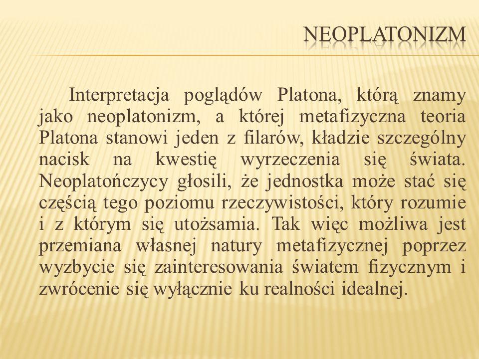 Neoplatonizm