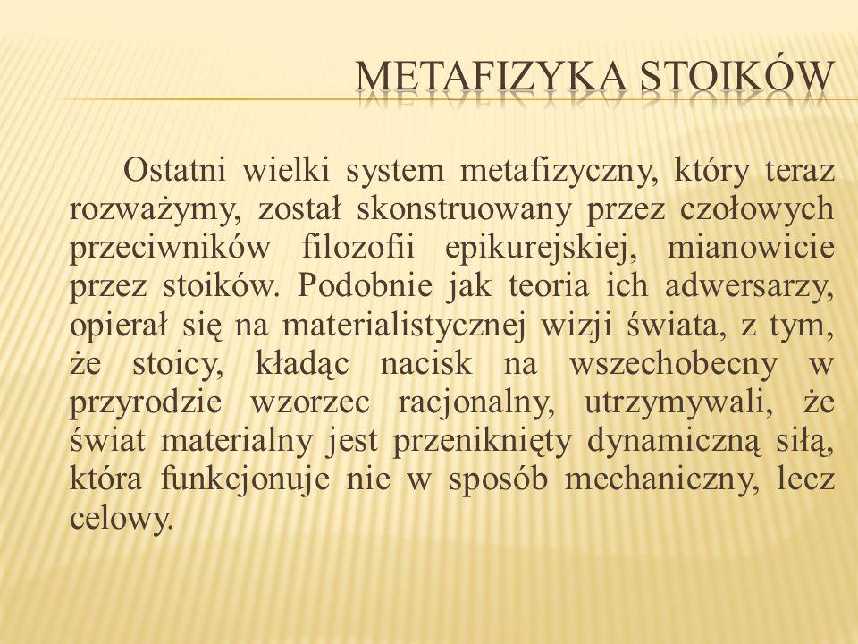 Metafizyka stoików
