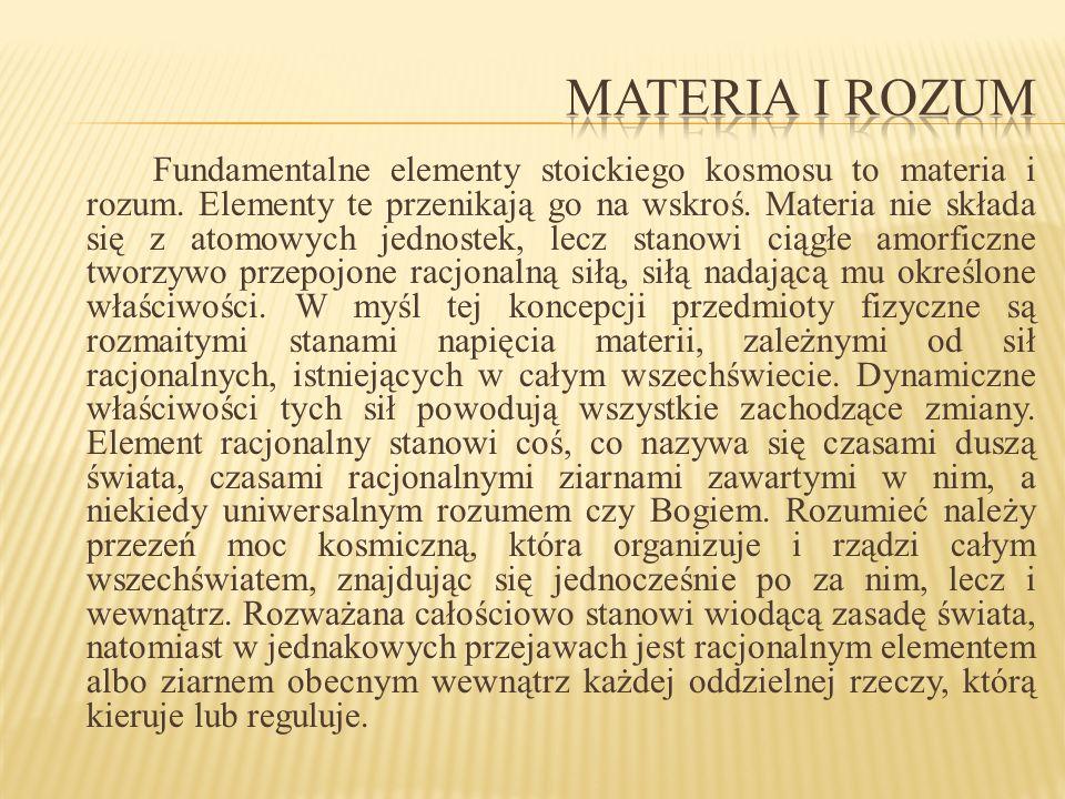 Materia i rozum