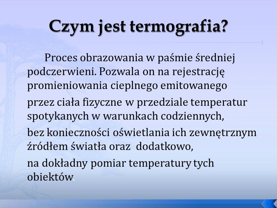 Czym jest termografia