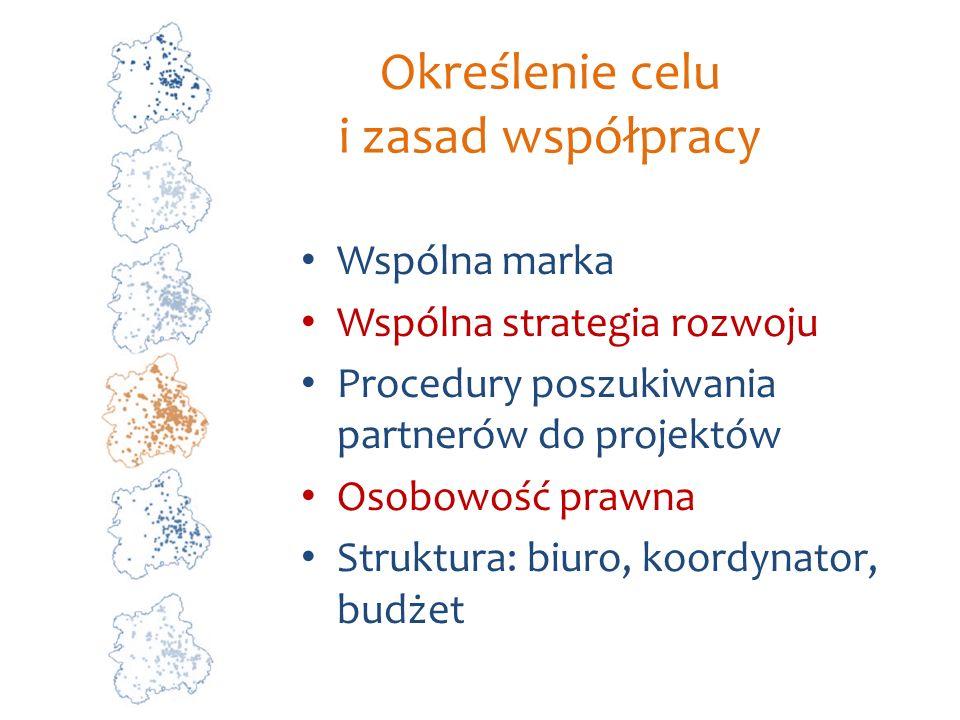Określenie celu i zasad współpracy