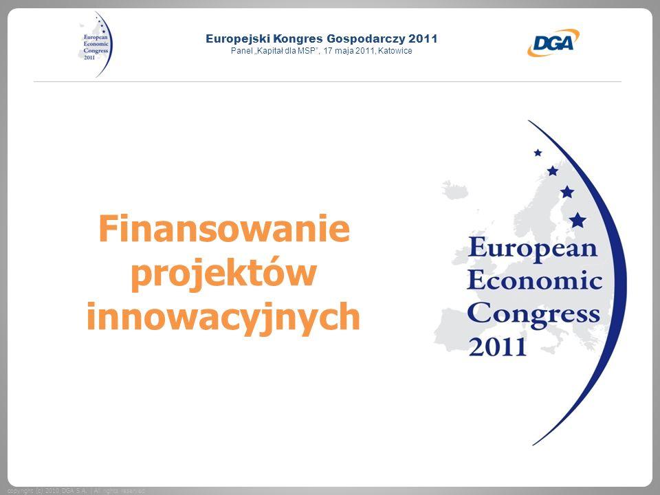 Finansowanie projektów innowacyjnych