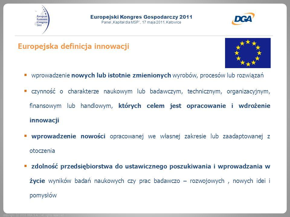 Europejska definicja innowacji