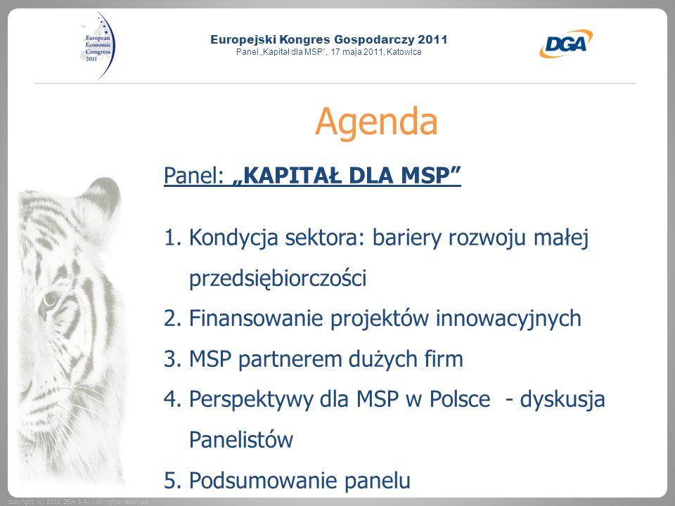 """Panel: """"KAPITAŁ DLA MSP"""