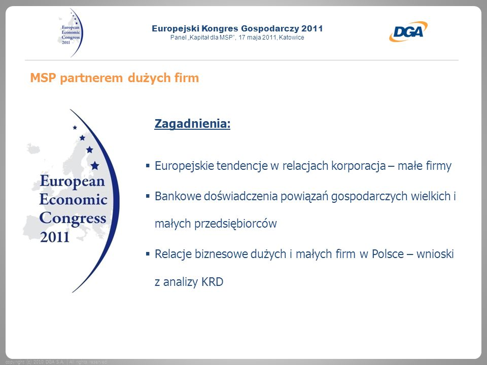 MSP partnerem dużych firm