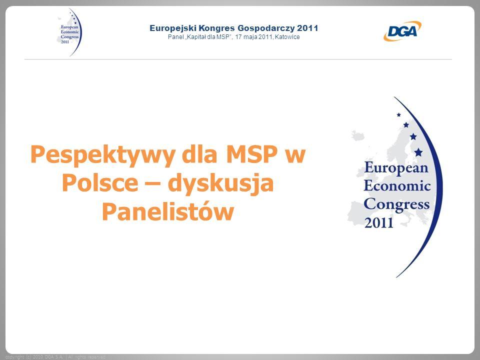Pespektywy dla MSP w Polsce – dyskusja Panelistów