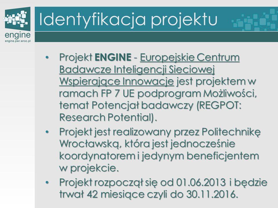 Identyfikacja projektu