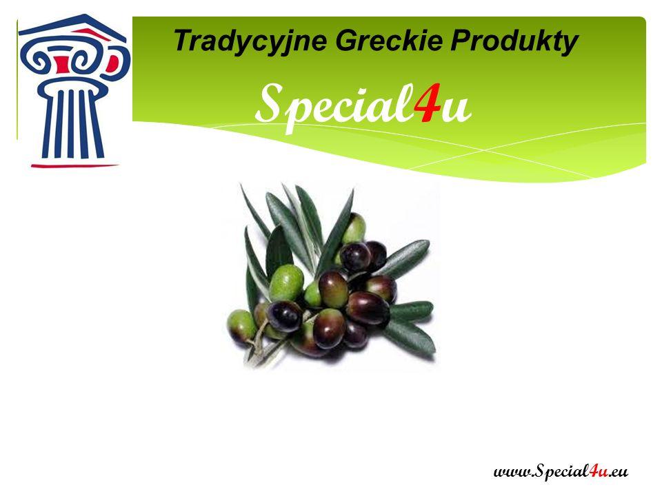 Tradycyjne Greckie Produkty