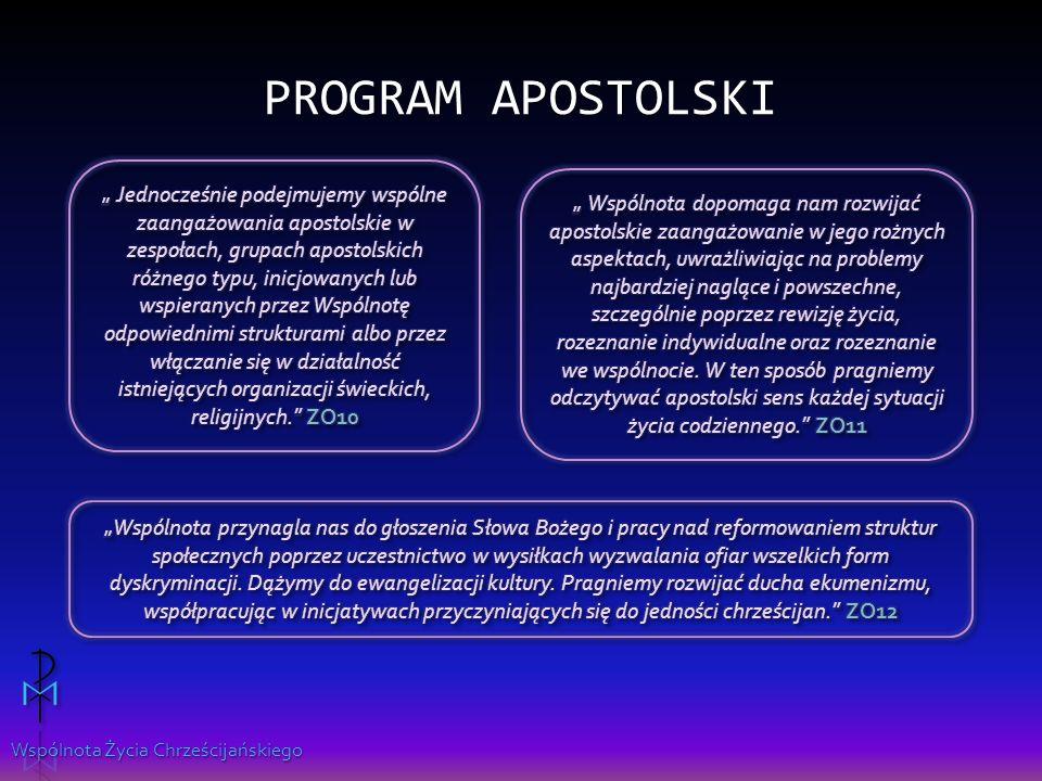 Program apostolski