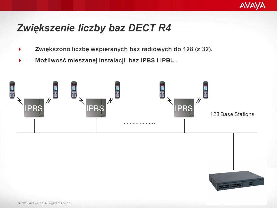 Zwiększenie liczby baz DECT R4